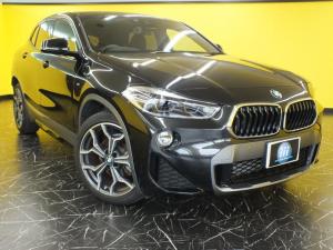 BMW X2 sDrive 18i MスポーツX ワンオーナー 禁煙車 コンフォートアクセス ナビ TV ETC 純正アルミ コーナーセンサー シートヒーター