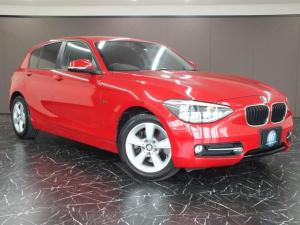 BMW 1シリーズ 116i スポーツ 全国走行距離無制限6か月保証 HID ナビ バックカメラ リミットコントロール トノカバー 16インチアルミホイール ETC ミュージックサーバー