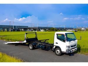 三菱ふそう キャンター  積載車 キャリアカー レッカー ユニック ネオ5 NEO5 ラジコン オートマ デュオニック