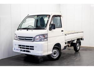 ダイハツ ハイゼットトラック エアコン・パワステ スペシャル パワステ・5MT・純正ラジオ