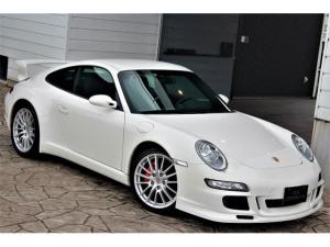 ポルシェ 911 911カレラ4S 左H カップエアロ スポクロ アルカンタラ