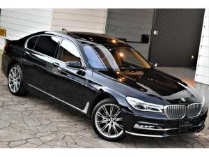 BMW 7シリーズ 750LiセレブレーションEDインディビジュアル 全国限定70台 ワンオーナー 20インチアロイホイール/スタイリング649I スカイラウンジパノラマガラスルーフ リアエンターテイメント リモートパーキング アルカンタラルーフライニング ETC