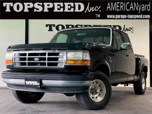 フォード F-150 XLT 新車並行車 4WD ベンチシート ブラック修復塗装済 燃料サブタンク 5700cc