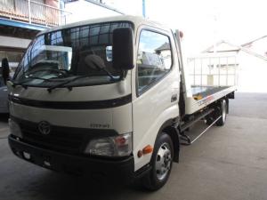 トヨタ ダイナトラック 積載車