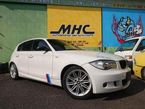 BMW 1シリーズ M クーペ 3ペダル6速マニュアル 皮シート