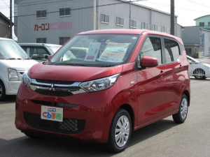 三菱 eKワゴン M 届出済未使用車 新車保証対応
