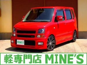 スズキ ワゴンR RR-Sリミテッド 16AW新品タイヤ交換済/HDDナビTV
