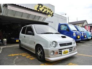 スズキ アルトワークス RS/Z 5速MT ローダウン