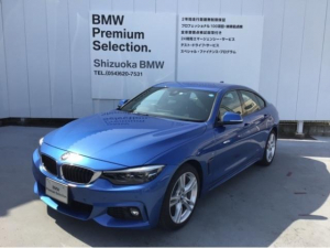 BMW 420iクーペ Mスポーツ 純正HDDナビ PDC