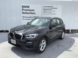 BMW X3 xDrive 20d ディーゼルターボ 4WD HDDナビ
