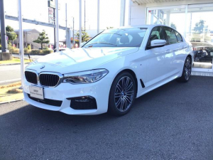 BMW 5シリーズ 523d Mスポーツ イノベーションPKG