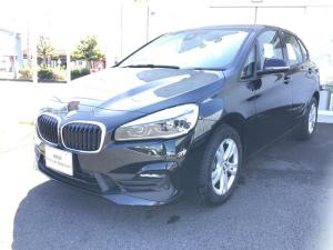BMW 2シリーズ 218d xDriveアクティブツアラー4WD プラスPKG
