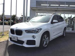 BMW X1 xDrive 18d Mスポーツ