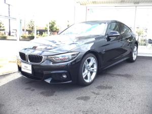 BMW 4シリーズ 420iグランクーペ Mスポーツ ストレージパッケージ