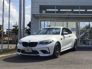 BMW M2 コンペティション 6速MT