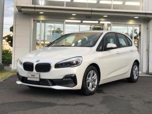 BMW 2シリーズ 218dアクティブツアラー プラスPKG コンフォート