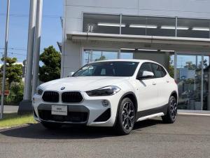 BMW X2 sDrive 18iMスポーツX アドバンスド・コンフォート