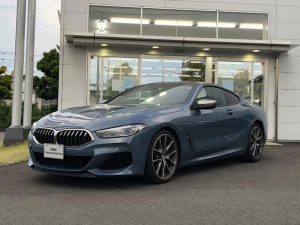 BMW 8シリーズ M850i xDriveクーペ B&Wサウンド
