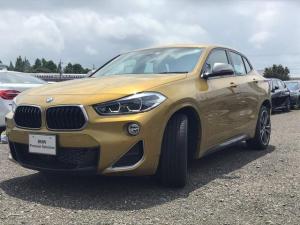 BMW X2 M35i 当社試乗車UP・純正19インチアルミ・LEDライト・電動シート・シートヒーター・アルカンターラシート・電動リヤゲート・アクティブクルーズコントロール・ミラーETC・バックカメラ・パドルシフト