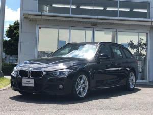 BMW 3シリーズ 320iツーリング Mスポーツ 黒レザー