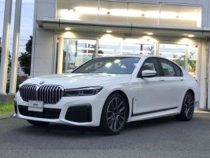 BMW 7シリーズ 740i Mスポーツ・サンルーフ・本革・20インチAW
