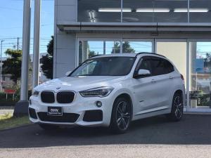 BMW X1 xDrive 20i Mスポーツ コンフォートパッケージ
