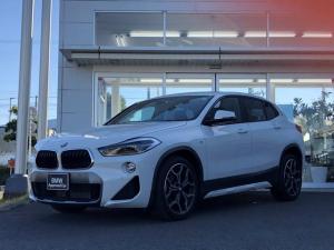 BMW X2 sDrive 18i MスポーツX 当社下取ワンオーナー車・コンフォートパッケージ・電動リヤゲート・LEDライト・純正19インチアルミ・シートヒーター・バックカメラ・ミラーETC