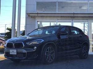 BMW X2 xDrive 18d MスポーツX 当社試乗車UP・アドバンスド・コンフォートパッケージ・ヘッドアップディスプレイ・LEDヘッドライト・アクティブクルーズコントロール・純正19インチAW・シートヒーター・リヤ電動ゲート・ミラーETC