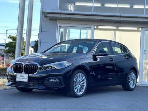 BMW 1シリーズ 118d プレイ エディションジョイ+ ハイラインP 当社試乗車UP・ナビゲーションパッケージ・黒革シート・電動シート・シートヒーター・純正17インチアルミ・LEDヘッドランプ・LEDフォグランプ・バックカメラ・ミラーETC