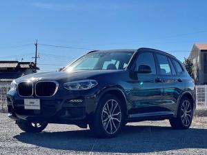 BMW X3 xDrive 20d Mスポーツハイラインパッケージ 当社試乗車UP・アンビエントライト・メーカーOP純正20インチアルミ・リアシートアジャスメント・LEDヘッドライト・茶革シート・シートヒーター・電動リヤゲート・ヘッドアップディスプレイ・全周囲カメラ