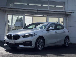 BMW 1シリーズ 118d プレイ エディションジョイ+ ナビ・コンフォートパッケージ・ACC・LEDヘッドライト・ランフラットタイヤ・電動シート