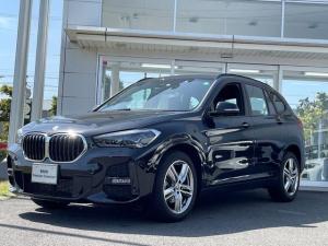 BMW X1 xDrive 18d Mスポーツ セーフティー・コンフォートパッケージ・LEDヘッドライト・電動シート・ハーフレザー・スポーツシート・弊社デモアップ