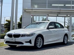 BMW 3シリーズ 320d xDrive 当社試乗車UP・コンフォートパッケージ・LEDヘッドライト・ファブリック電動シート・電動トランク・シートヒーター・純正17インチアルミ・アクティブクルーズコントロール・バックカメラ・ミラーETC