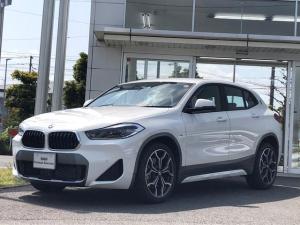 BMW X2 xDrive 20dMスポーツXエディションジョイ+ アドバンスドパッケージ・シートヒーター・電動シート・電動トランク・ヘッドアップディスプレイ・アクティブクルーズコントロール・弊社デモアップ