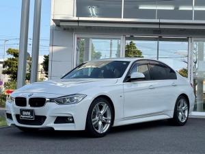 BMW 3シリーズ 320i Mスポーツ 当社下取ワンオーナー車・HIDヘッドライト・フォグランプ・スポーツシート・電動シート・純正18インチアルミ・バックカメラ・ミラーETC・CD