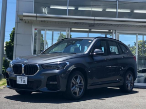 BMW X1 xDrive 18d Mスポーツエディションジョイ+ セーフティー・コンフォートパッケージ・LEDヘッドライト・電動シート・電動トランク・スポーツシート・弊社デモアップ・