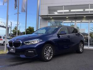 BMW 1シリーズ 118d プレイ エディションジョイ+ ハイラインP 当社下取ワンオーナー車・ハイライン・ストレージ・コンフォート・ナビパッケージ・黒革シート・シートヒーター・パワーシート・電動リヤゲート・アクティブクルーズコントロール・バックカメラ・ミラーETC