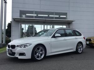 BMW 3シリーズ 318iツーリング Mスポーツ 当社下取ワンオーナー車・純正ドライブレコーダー・LEDヘッドライト・電動リヤゲート・純正18インチアルミ・パワーシート・クルーズコントロール・バックカメラ・ミラーETC