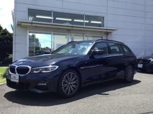 BMW 3シリーズ 320iツーリング Mスポーツ 当社試乗車UP・パーキングアシスト・コンフォートPKG・純正18インチAW・電動リヤゲート・全周囲カメラ・LEDヘッドライト・シートヒーター・パワーシート・アクティブクルーズコントロール・ミラーETC