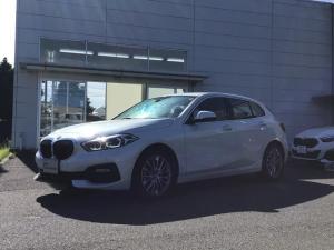 BMW 1シリーズ 118d プレイ エディションジョイ+ ハイラインP ハイラインパッケージ/ストレージパッケージ/コンフォートパッケージ/当社試乗車UP/LEDヘッドライト・ミラーETC・17インチ純正アルミホイール