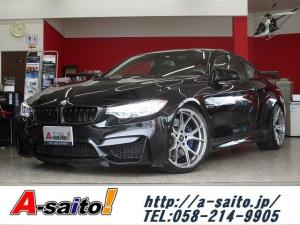 BMW M4 M4 DCT イノテックマフラー・20インチAW3Dデザイン
