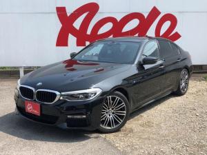 BMW 5シリーズ 523d Mスポーツ ハイラインパッケージ 黒革シート