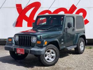 クライスラー・ジープ ジープ・ラングラー サハラ 現状販売車両 ユーザー買取車 ETC 4WD