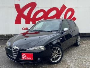 アルファロメオ アルファ147 スポルティーバ 1.6 ツインスパーク 現状販売車両 ユーザー買取車 キーレス ETC 5速MT