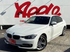 BMW 3シリーズ 320d スポーツ 純正HDDナビ バックカメラ パワーシート HIDヘッドライト アイドリングストップ パーキングソナー