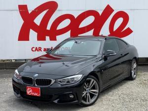 BMW 4シリーズ 428iクーペ Mスポーツ 純正HDDナビ クルーズコントロール Bluetooth バックカメラ MTモード パドルシフト フルセグ パワーシート アイドリングストップ ETC