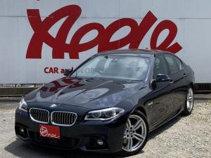 BMW 5シリーズ 535i Mスポーツ インテリジェントセーフティ 本革シート 衝突軽減ブレーキ シートヒーター パワーシート アクティブクルーズコントロール レーンキープ Bluetooth 純正ナビ バックカメラ クリアランスソナー