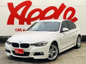 BMW 3シリーズ アクティブハイブリッド3 Mスポーツ 純正メーカーナビ フルセグTV バックカメラ パドルシフト MTモード プッシュスタート レーダー探知機 Bluetooth クルーズコントロール パワーシート プライバシーガラス