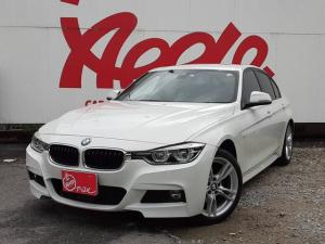 BMW 3シリーズ 320d Mスポーツ 衝突軽減装置 レーンアシスト 純正HDDナビ バックカメラ レーダークルーズコントロール パワーシート LEDヘッドライト プッシュスタート