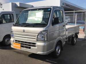 スズキ キャリイトラック KC エアコン 5MT 軽トラック 保証付 パワステ